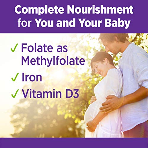 New Chapter Perfect Prenatal Vitamins, 192 Ct, Organic Non Gmo Ingredients   Eases Morning Sickness