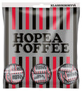 Image of Malaco Hopea Toffee - (Hopeatoffee) - Salmiak - Salty Licorice - Toffee - Candies - Sweets - Bag 169g