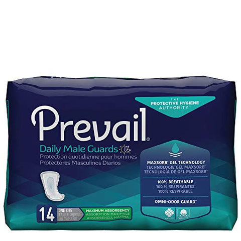 Prevail Guards for Men Pads