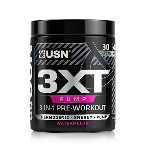 USN 3XT-Pump Pre-Thermo, Watermelon