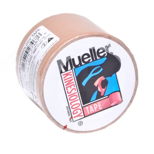 Mueller Beige Kinesiology Tape 2 inch - Single Roll