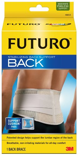 Futuro Stabilizing Back Support, Small/Medium