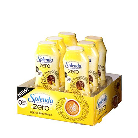 Splenda Zero Liquid 1.6 oz. (12 count)