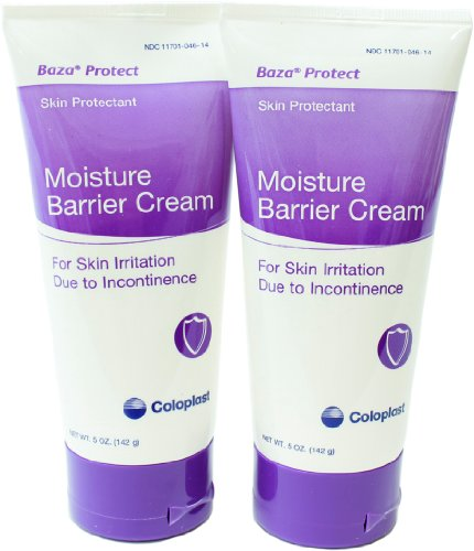 Baza Protect Barrier Cream 5 oz Tube (Pack of 2) by Coloplast