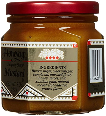 Honeycup Mustard - 8 Ounces