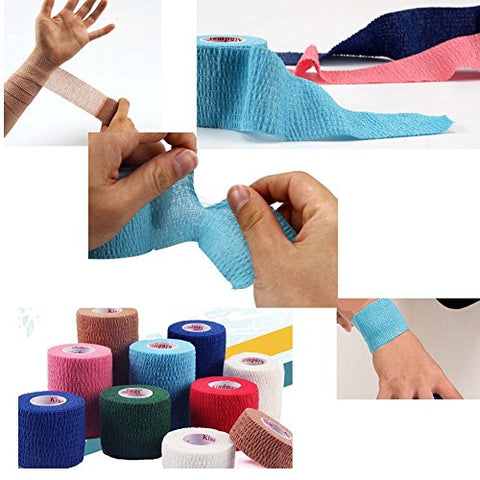 East Majik Bandage Wrap Stretchy Bandage Sports Bandage