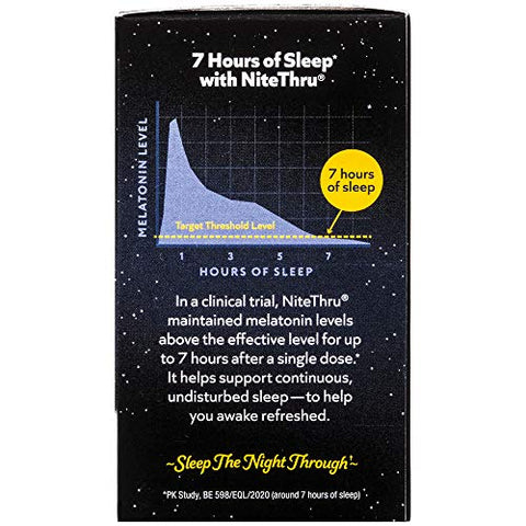 NiteThru Advanced Sleep Aid 30ct