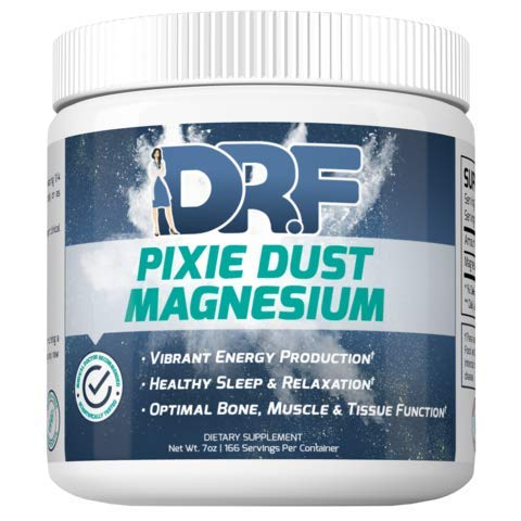 Pixie Dust Magnesium By Dr. Farrah World Renown Medical Doctor | Vibrant Energy Production | Healthy