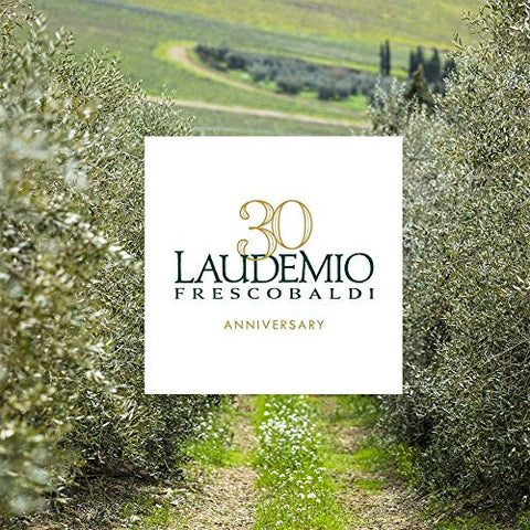 Marchesi de Frescobaldi Laudemio First Pressing (2018 Harvest/2019 Release) - Extra Virgin Olive Oil - 16.9 fl. oz