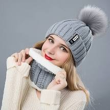 Woolly Hats & Scarves