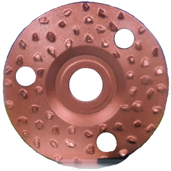 Hoof disc medium grain 115 mm [003106690115]