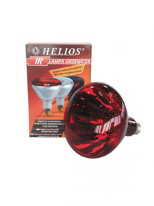 Infrared Helios Bulb 250 W, Red [003116629]