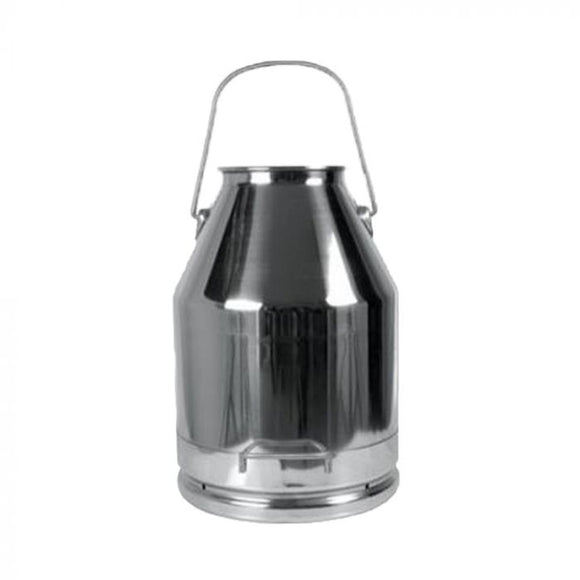 Stainless Steel Milking Pail [003124008025]