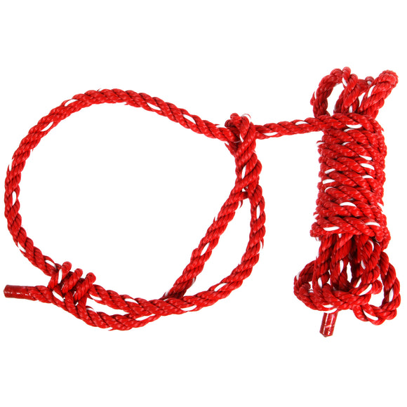 Red Rope Halter  [010SHW00078]