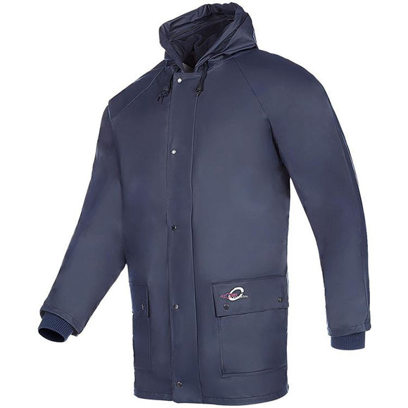 Sioen flexothane essential winter Jacket navy  [0394893FLJB]