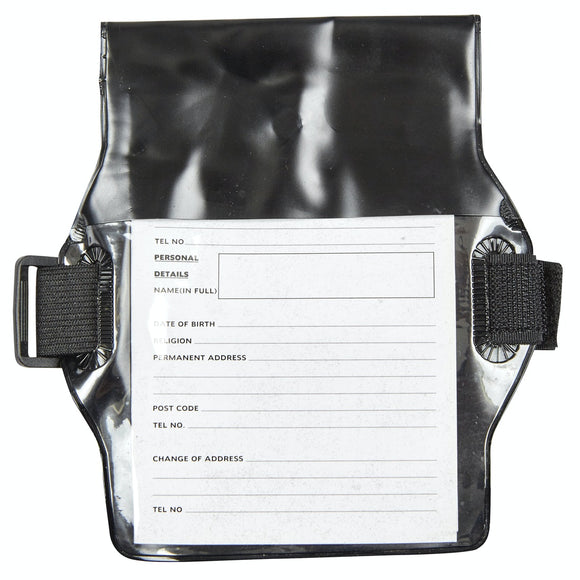 Plastic Medical ArmBand [017321087]