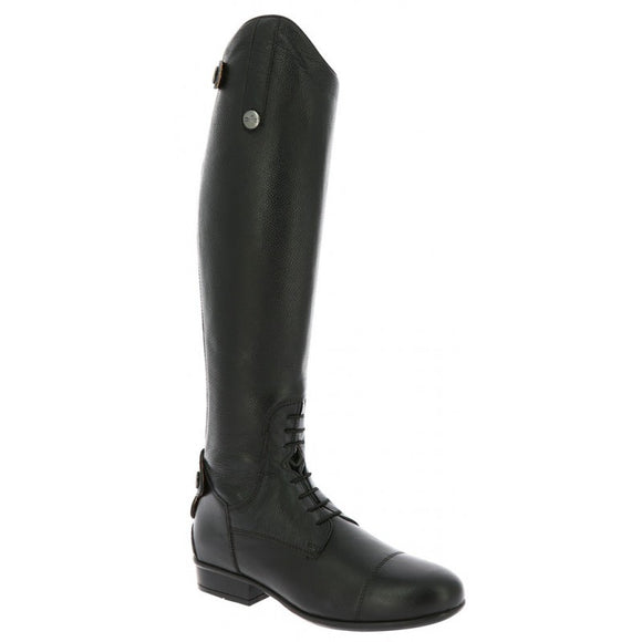 "EQUITHÈME ""Primera"" Tall Boots, Grained Leather [0379181203]"