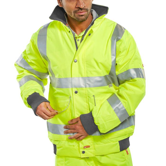 hi vis Jacket [007ww128]