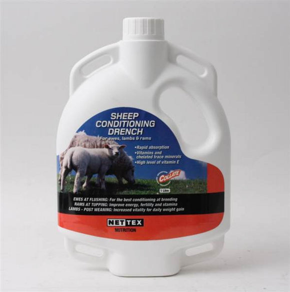 Nettex Sheep Conditioning Drench [112SHEEP25PROMO]