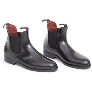 Shires Rubber jodhpur boots