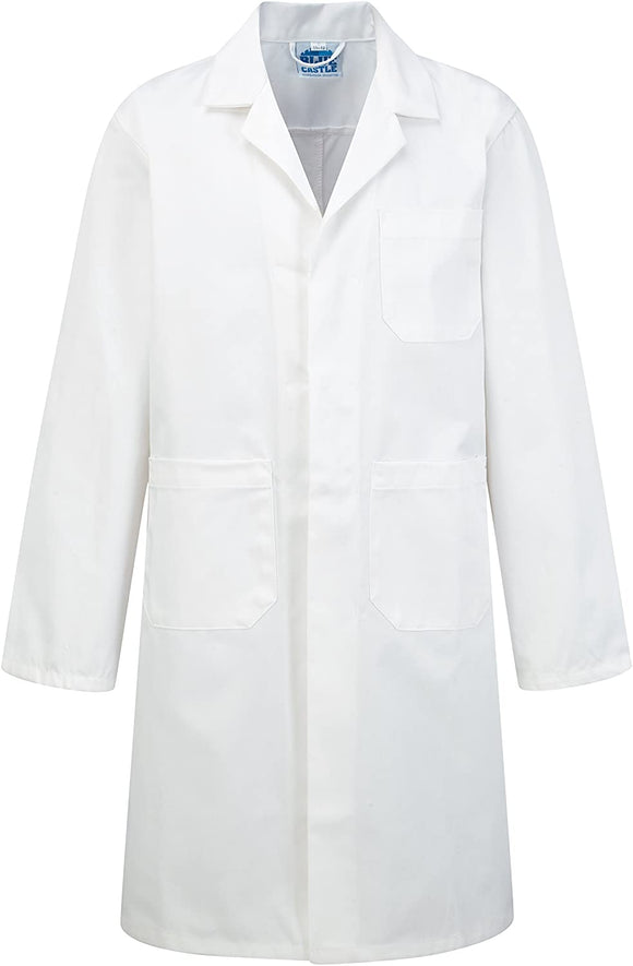 Warehouse Coat White [007WW017]