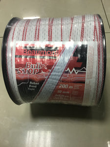 Bull stop Polytape 20mm/200M [003125168320]