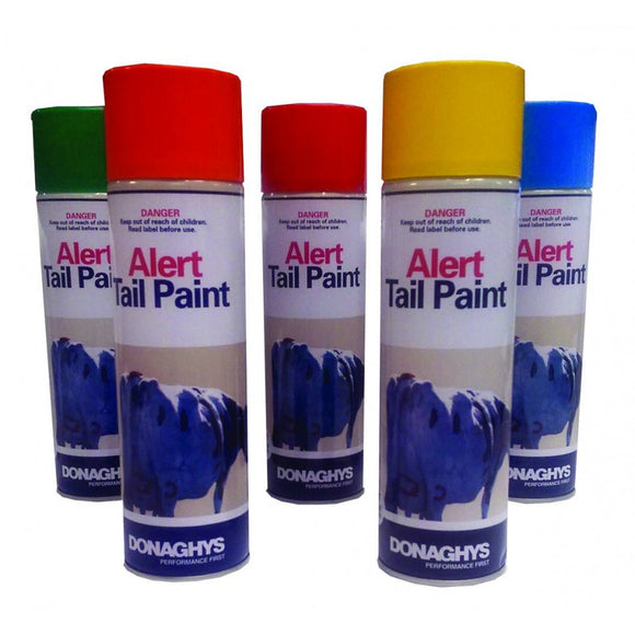 Alert Tail Paint [010ctl008]