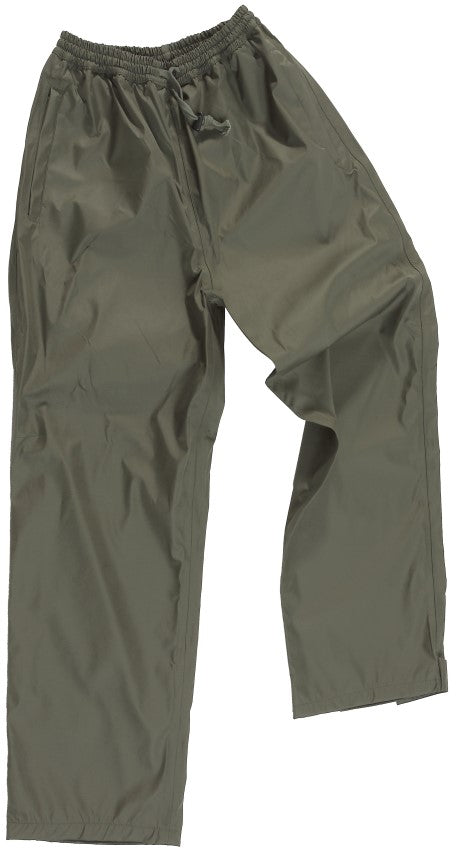 Tempest Waterproof/Breathable Fortex 5000 Overtrousers Olive [184914GRN]