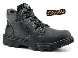 Secor Sherpa branca safety boot laced - s3 [007sectorbranca]