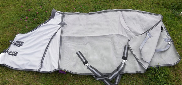 Equitheme Fly Rug No Neck [0374001200]