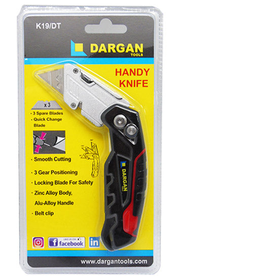 Dargan Pocket Knife  [002K19DT]