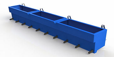 Stockman 10 Teat None Partition Feeder [142sm10]