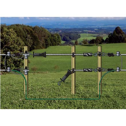 Bungy Gate Eco 4.5 To 9M Length [010FEN01201]