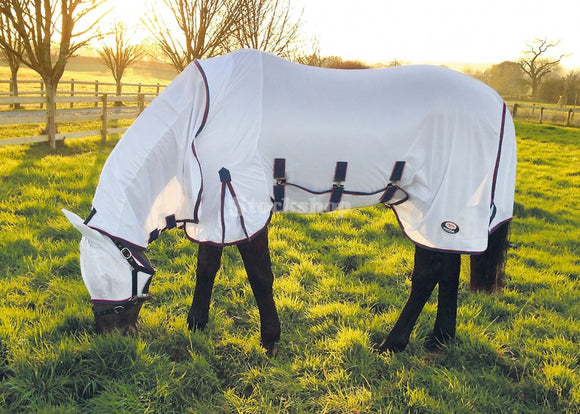Wolseley All -in-One Fly Rug with Detachable Mask [00173130]