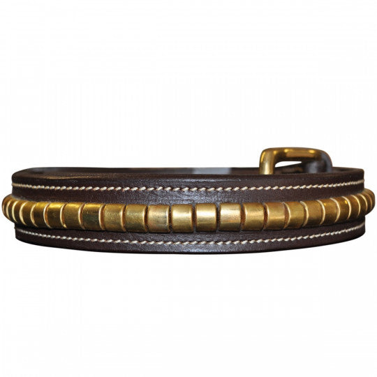 Equitheme Thin Clincher Leather Belt [37906011480]