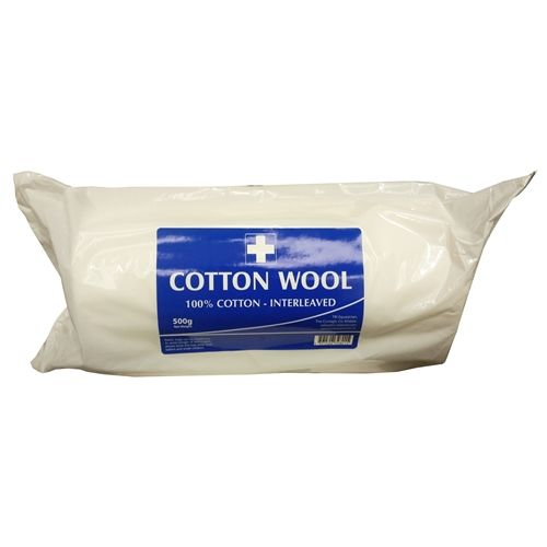 EVS Veterinary Cotton Wool 1 Kg [096COTT03]