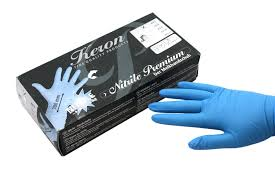 """Keron"" Milking Sleeve Nitrile Gloves  [010CTL007]"