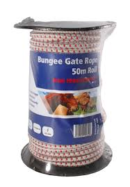 Fenceman Electric Bungee Rope 50M [023119434]
