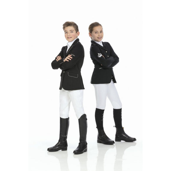 "EQUITHÈME ""SOFT CLASSIC"" COMPETITION JACKET KIDS/Juniors [03798848]"