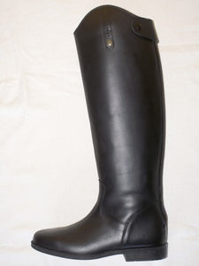 Equitheme Expert Leather Boots Black [0379181010]