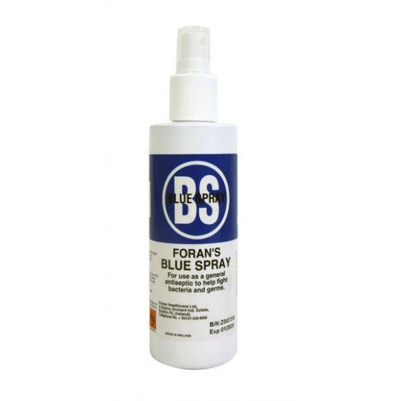 Foran Blue Spray 170ml [085FOBLUE170ML]
