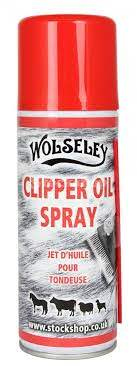 Wolseley Clipper Oil Spray [00140009]