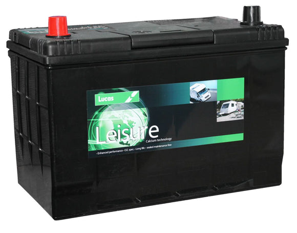 Lucas Leisure Battery [048LL22MF]