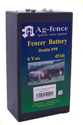 Fenceman Battery Double Pp8 Alkaline [023152990]