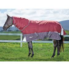 Weatherbeeta Freestyle 1200D Detach-A- neck Turn Out rug - 5'6