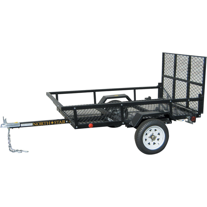4ft x 6ft Sportstar ATV Utility Trailer Kit 690-lb load capacity