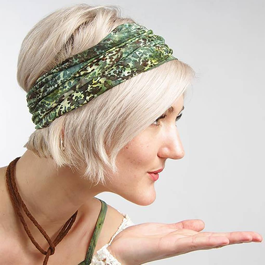 Wrapsody Headbands - Sea Coral