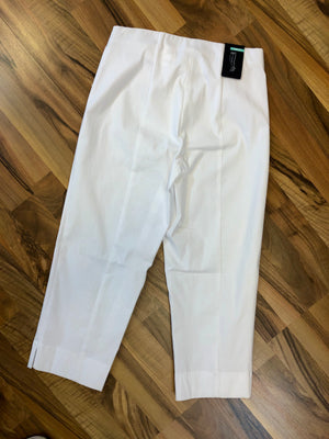 Pants, Capri, Slim Fit, Stretch