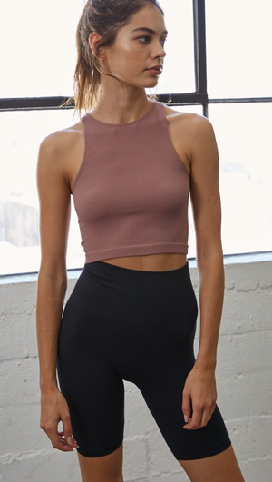 High Gear Crop Top