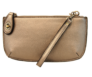 Joy Susan Mini Crossbody Wristlet Clutch